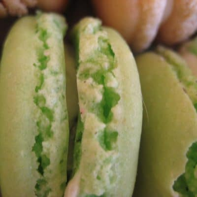 The goodness of French macarons