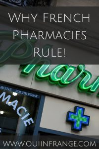 Why French PHarmacies Rule
