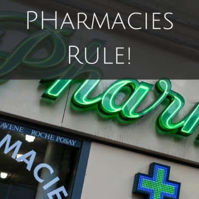 Why French pharmacies rule!