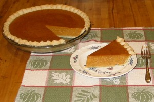 Fun facts about France pumpkin pie