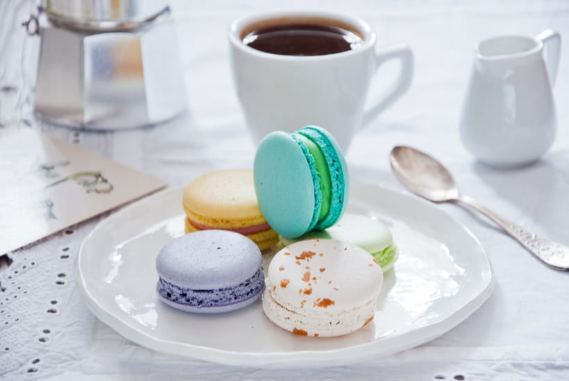 french macarons near me