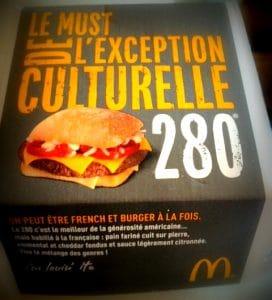 McDonalds in France 280
