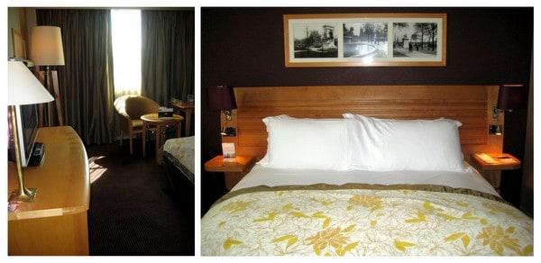 Pullman Paris Bercy Hotel Room
