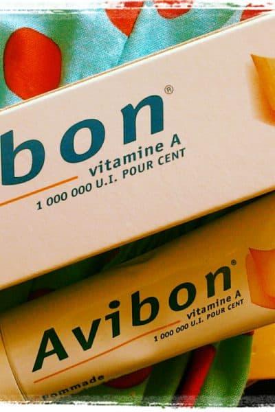Avibon vitamin A anti aging cream