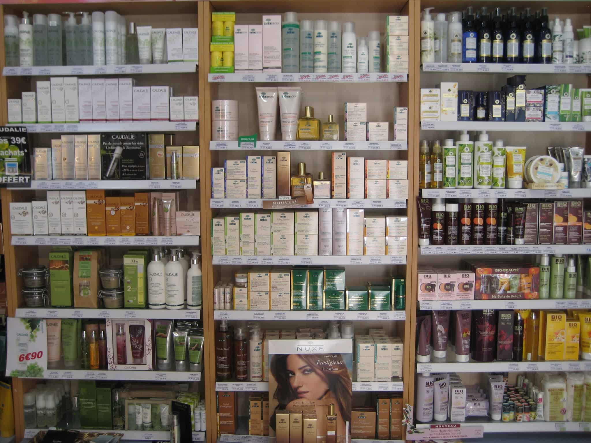 Top French Pharmacy Beauty Products