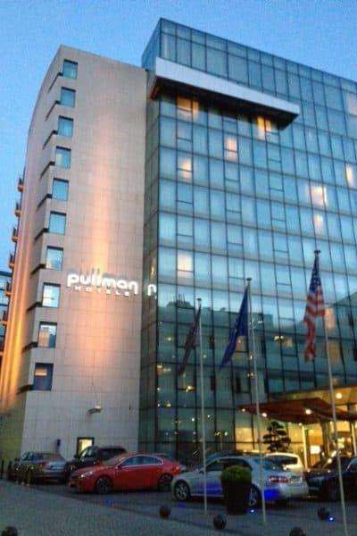 Pullman Paris Bercy hotel