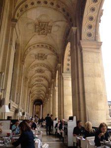Le Louvre Cafe Marly Restaurant Paris