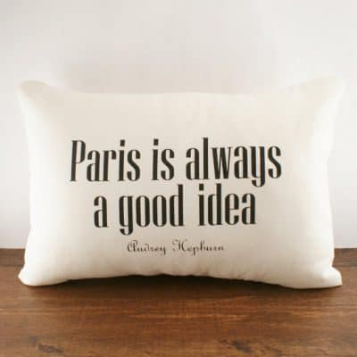 Favorite Paris-inspired Etsy shop items