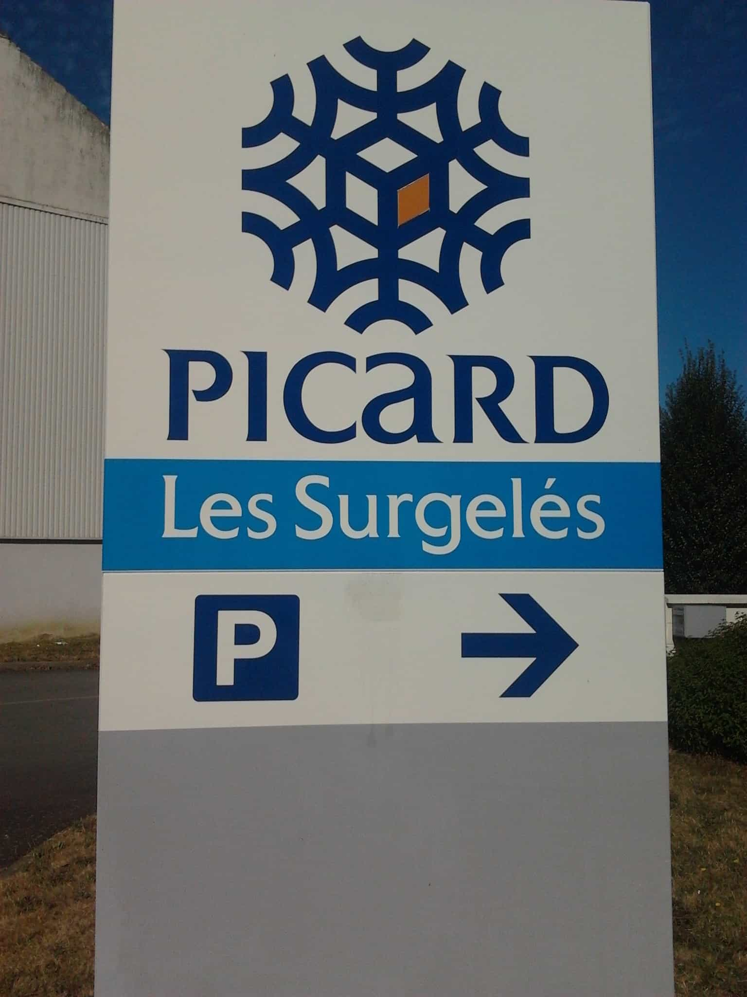 Picard food store