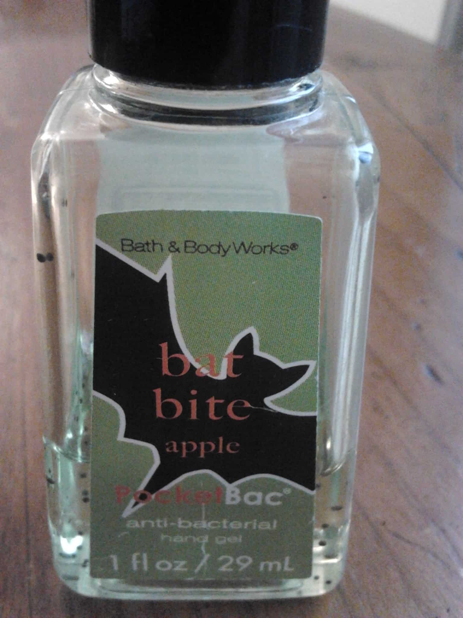 Bath and Body Works Bat Bite PocketBac