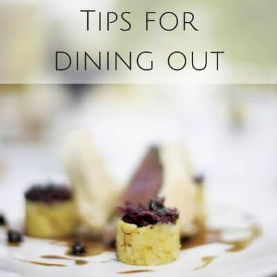 Restaurants in France: Tips for dining out