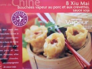 Picard Chinese dumplings