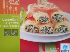 Picard cannelloni