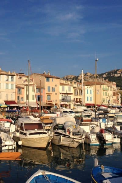 South of France vacation pic of the day: Cassis, France