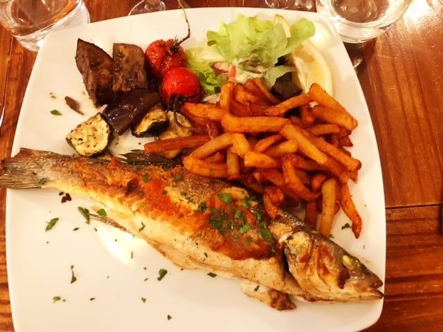 tips for restaurants in france