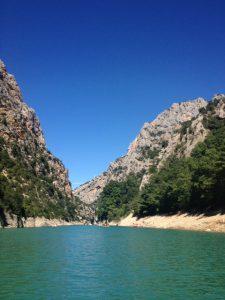 Verdon Gorges Provence France
