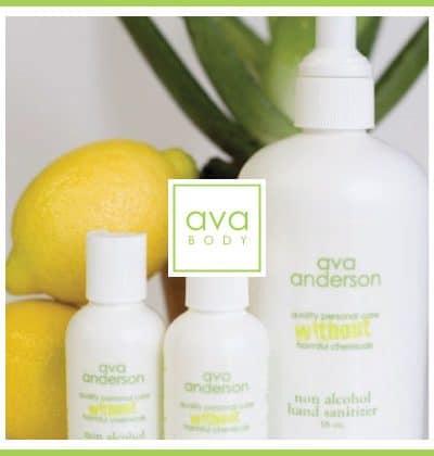 Ava Anderson Non-Toxic body