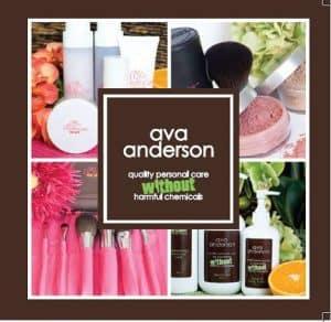 Ava Anderson Non Toxic Catalog