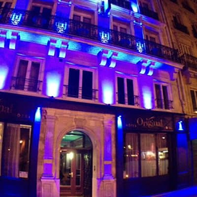 Hotel Original Paris, France Review