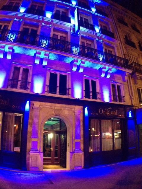 Hotel Original Paris France