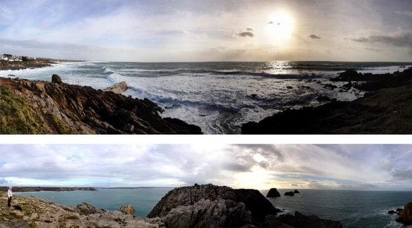 Brittany peninsula