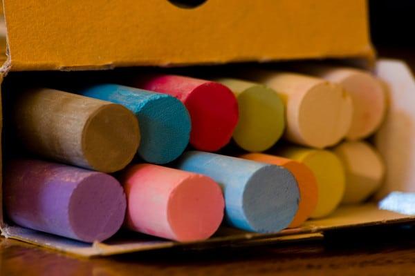 French school chalk
