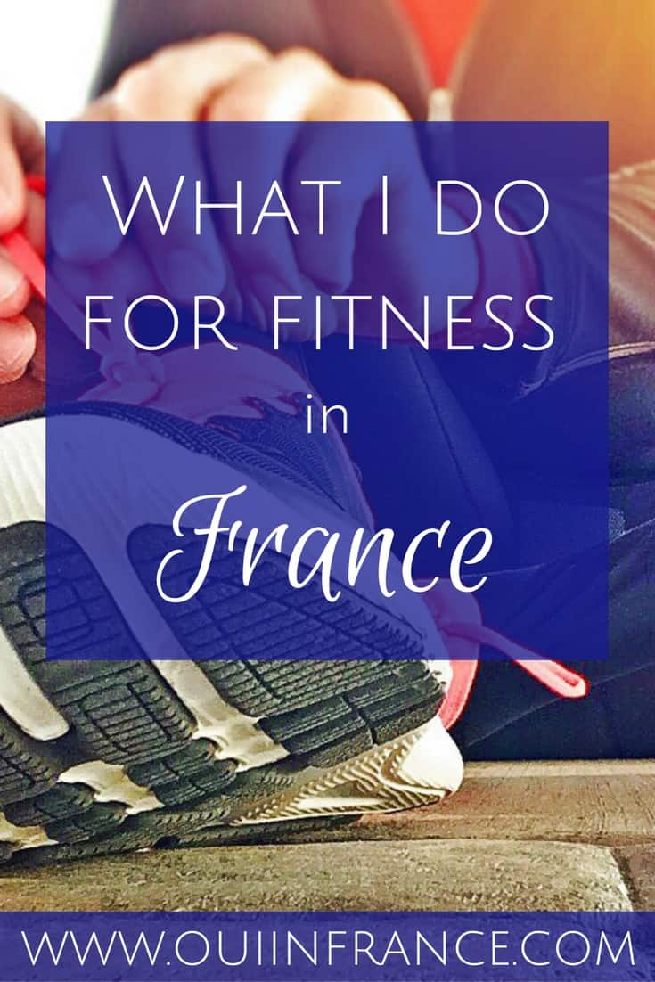 expat fitness in france