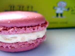 Paris macarons Pierre Herme