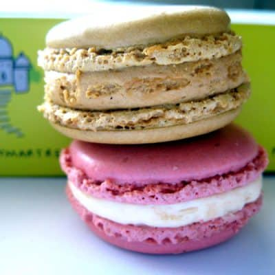 Pics of the month: February Pierre Herme macarons
