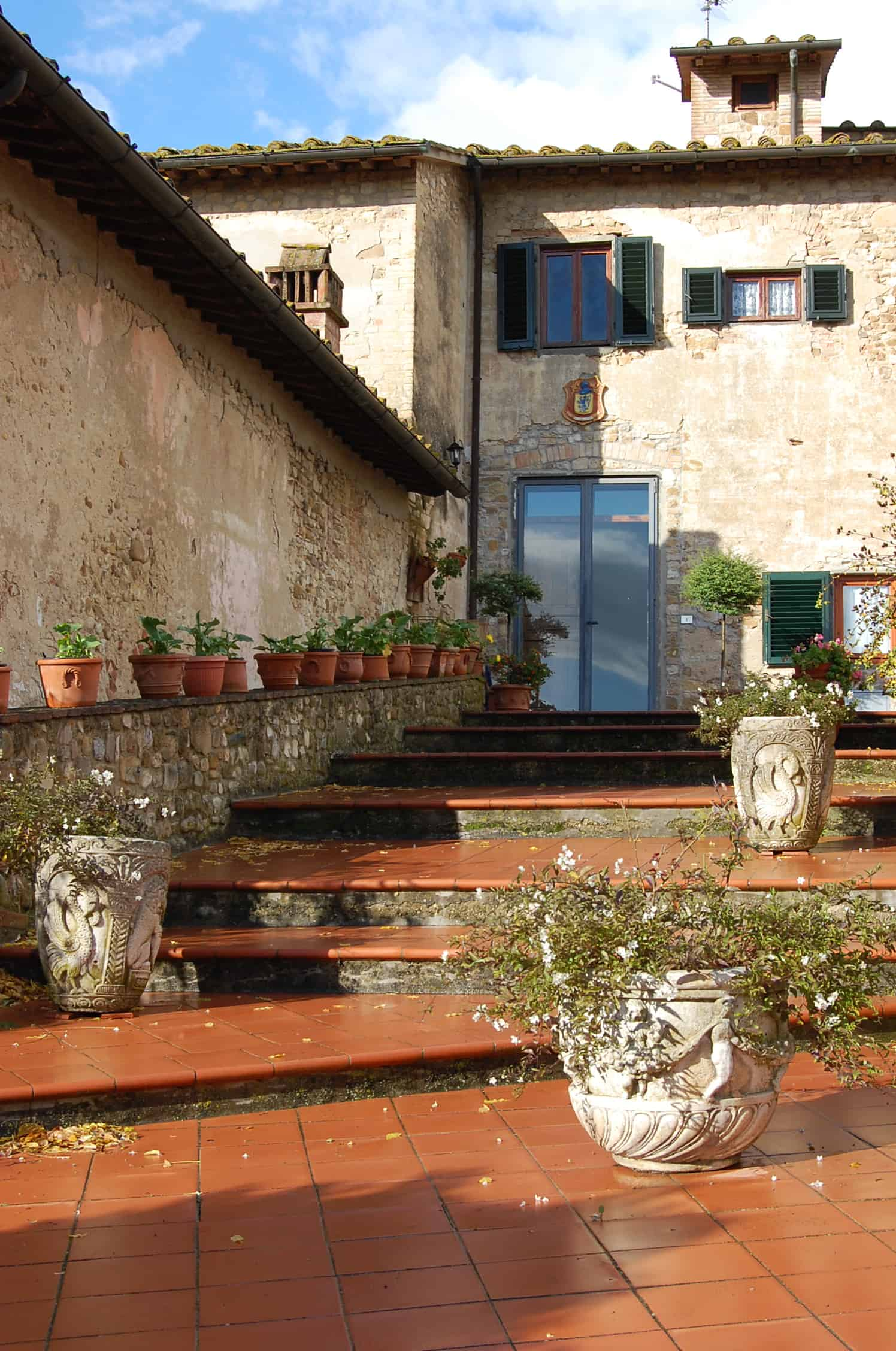 Housesitting Tuscany