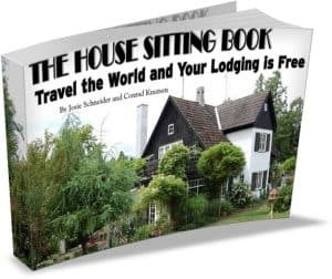 The House Sitting Book