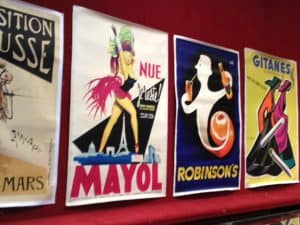 Drouot posters