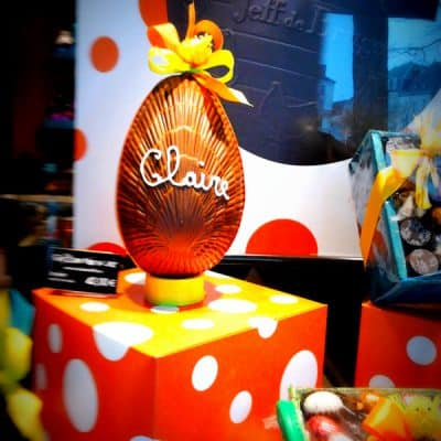 Pics of the month: March is about Easter chocolate