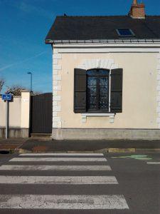 houses in france slate roof