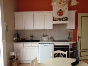Small French kitchen