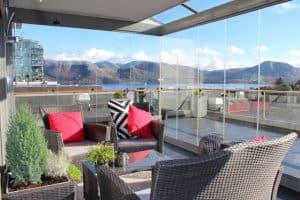 Norway terrace