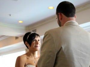 Greg & Gara's vows