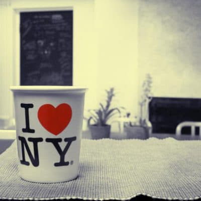 New York, New York: The same place I love except for one thing