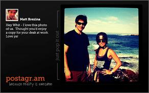 postagram app