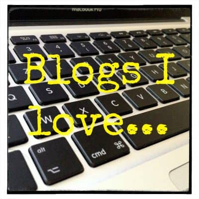 Link love: Blogs I'm loving