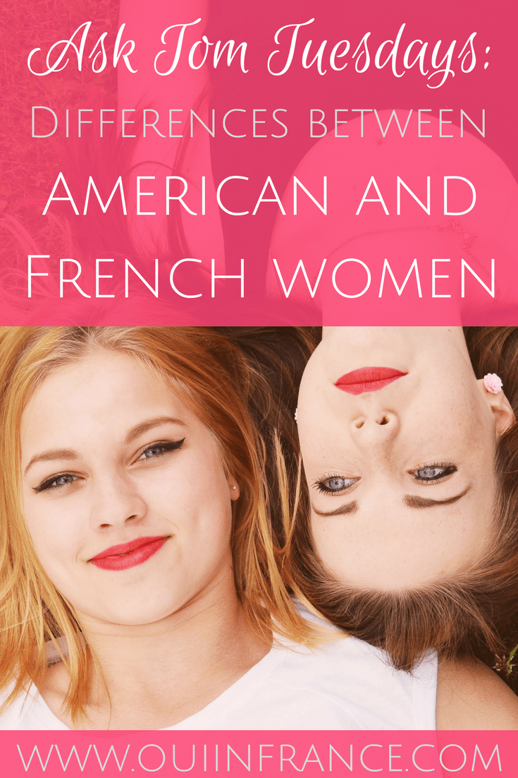 differences between french and american women
