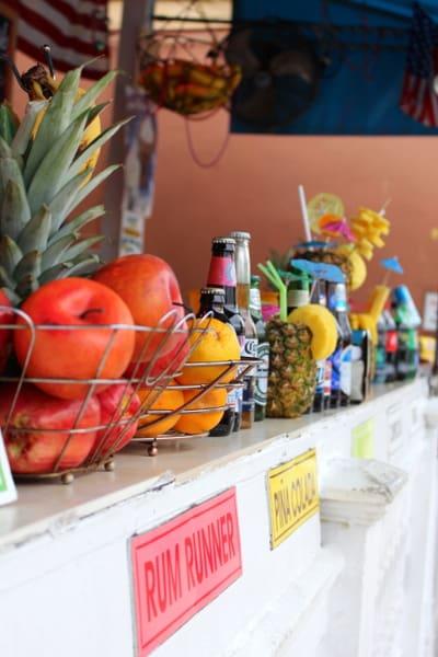 Key West juice bar