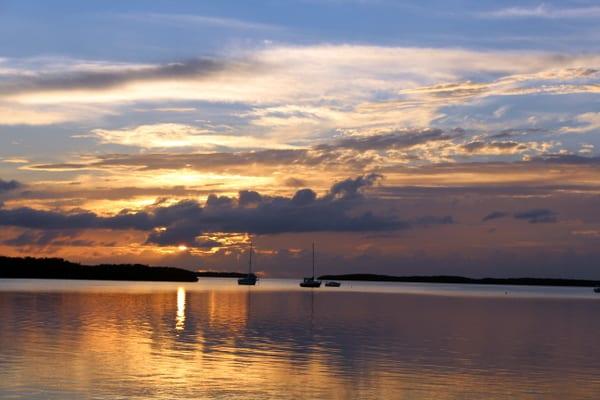 Lorelei's Islamorada Florida Keys sunset