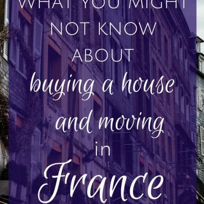 What you might not know about buying a house in France
