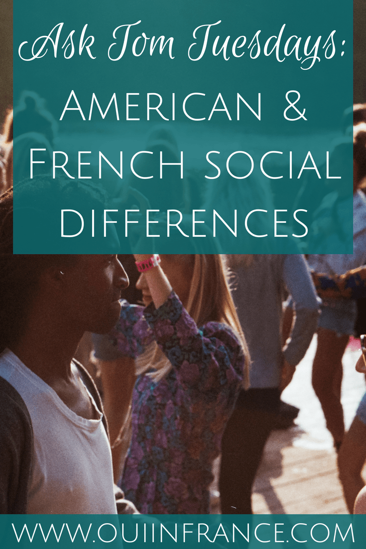 american and french social differences