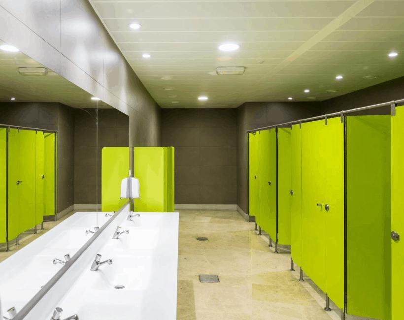 public toilets in france aren't free