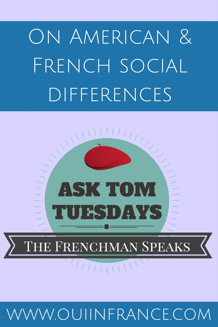 american french social differences