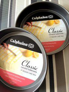 Calphalon cake pans