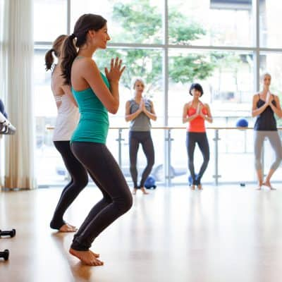 barre3 online reviews and what I do for fitness in France