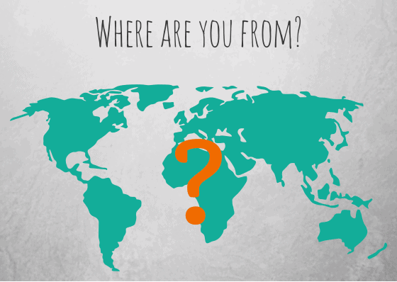 Where are you from_